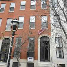 Rental info for 1513 Bolton St, - #1 in the Baltimore area