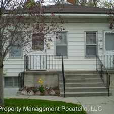 Rental info for 544 1/2 S 6th