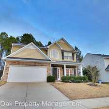 Rental info for 711 Straywhite Avenue in the Holly Springs area