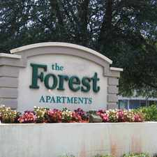 Rental info for The Forest Apartments