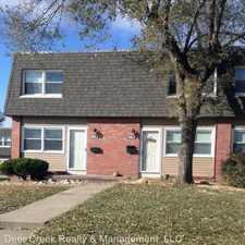 Rental info for 404 Chateau Dr Apt. A