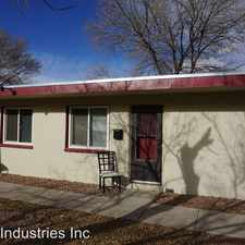Rental info for 214 S. Wahsatch - #1