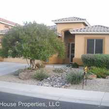 Rental info for 3469 W Goldmine Mountain Cove
