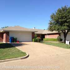 Rental info for 1002 Parkview Circle
