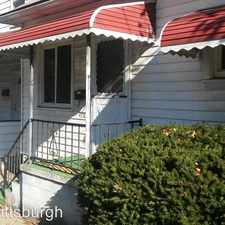 Rental info for 1733 Evans Ave. in the McKeesport area