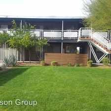 Rental info for 4020 N. Parkway Ave. in the Scottsdale area