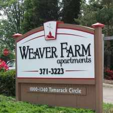 Rental info for Weaver Farm