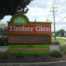 Rental info for Timber Glen Apartments