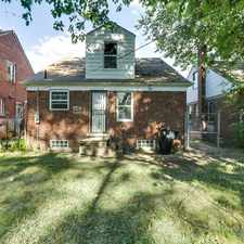 Rental info for 18271 Griggs Street in the Bagley area