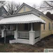 Rental info for 3 bed 1 bath. Shed in back yard. Washer dryer hook ups. in the Hampton area