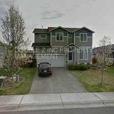 Rental info for 4 Bedroom 2 Story Home in Spanaway!