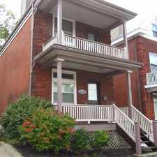 Rental info for 221 E Rochelle in the Corryville area