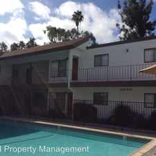 Rental info for 5300 Canyon Crest Dr. #H in the Riverside area