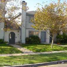 Rental info for 10715 WALNUT AVE in the Long Beach area