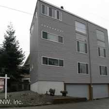 Rental info for 6503 5th Ave NE #B in the Green Lake area
