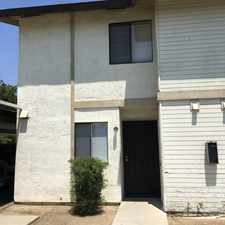 Rental info for 2609 Actis Rd. - D in the Bakersfield area