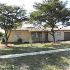 Rental info for 1561 Julie Tonia Drive