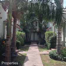 Rental info for 5214 3/4 Fountain Avenue in the Los Angeles area