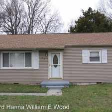 Rental info for 926 Diggs Street