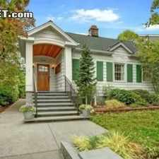 Rental info for Four Bedroom In Wallingford in the Montlake area