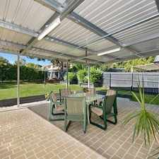 Rental info for Space, Style & A Great Lifestyle in the Brisbane area