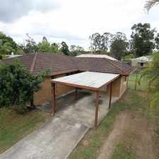 Rental info for NEAT TIDY 3 BEDROOM HOME AVAILABLE SOON. in the Berrinba area