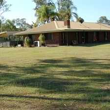 Rental info for Family Home on 10 Acres in the Brisbane area