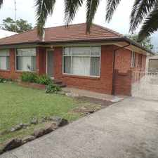 Rental info for Convenient Location in the Wollongong area