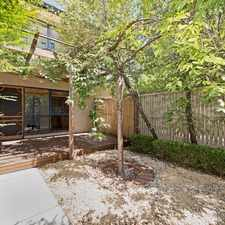 Rental info for Villa living with Private Courtyard in the Melbourne area