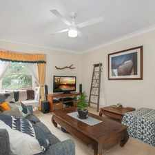 Rental info for Modern Townhouse in the Bulli area