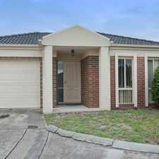 Rental info for *UNDER APPLICATION * in the Melbourne area