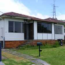 Rental info for Room for All! in the Wollongong area