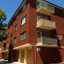 Rental info for Partly Furnished Two Bedroom Unit