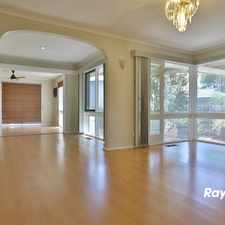 Rental info for FANTASTIC HOME IN A QUIET CORNER! in the Dandenong North area