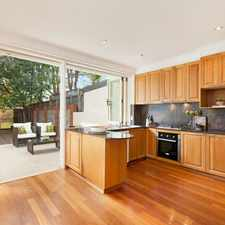 Rental info for Stunning 4 bedroom house in the Erskineville area
