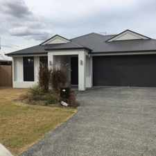 Rental info for This home is to be proud of in the Brookwater area