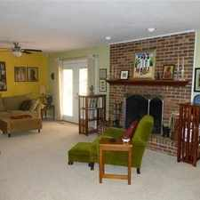 Rental info for Bright and clean with open floor plan. Washer/Dryer Hookups!