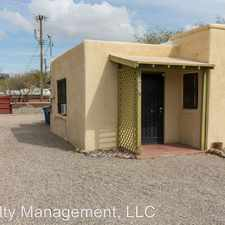 Rental info for 3901 E 17th Street - B in the Tucson area