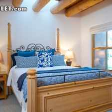 Rental info for Four Bedroom In Santa Fe