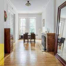 Rental info for Waverly Pl & Grove St in the Greenwich Village area