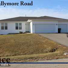 Rental info for 658 Ballymore Road