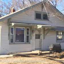 Rental info for 513 Carey in the Hutchinson area