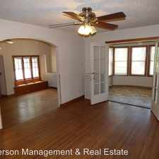 Rental info for 1117 18th St.