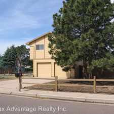 Rental info for 3022 Monica Drive W. in the Colorado Springs area