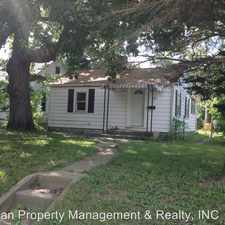 Rental info for 1602 Mckinnie Ave