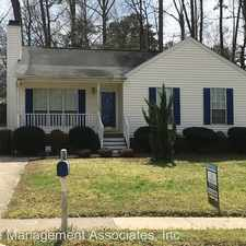 Rental info for 4013 Old Coach Road