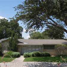 Rental info for 3221 Royal Lane in the Dallas area