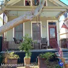 Rental info for 824 Jena Street in the New Orleans area