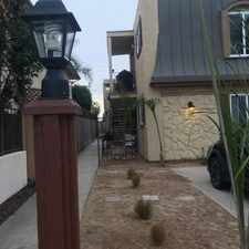 Rental info for 4476 39th St. - Unit 8 in the San Diego area