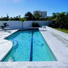 Rental info for 610A Flamingo Dr Ste in the Venice area